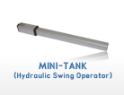 Mini-Tank: Hydraulic Swing Operator
