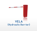 Vela: Hydraulic Traffic Barrier