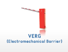 Verg: Electromechanical Traffic Barrier